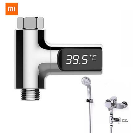 Датчик температуры для душа Xiaomi ZhiNuan BD-LS-01 с LCD дисплеем, фото 2