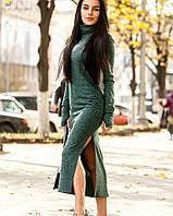 Платье женское ангоровое Камелия