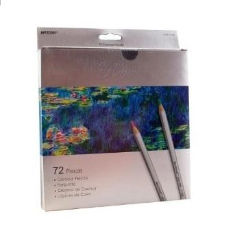 Цветные карандаши Марко 72 цвета Marco Raffine