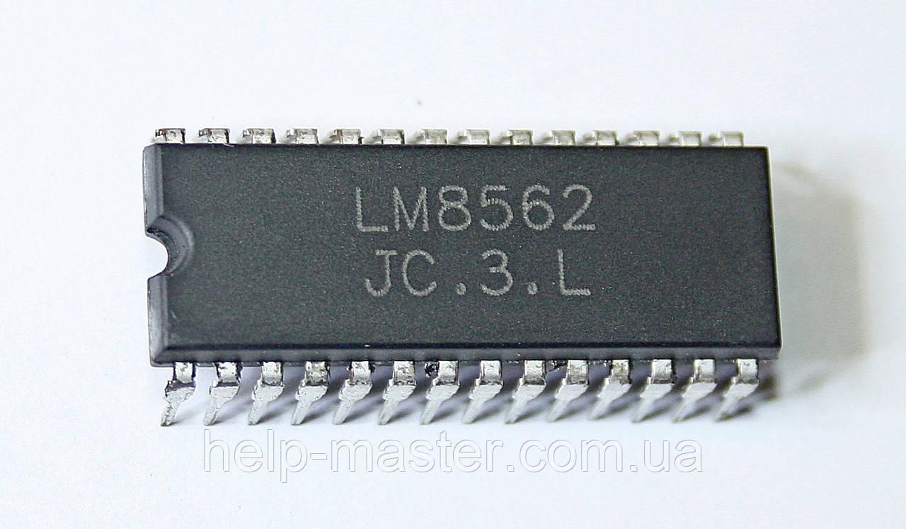 Микросхема LM8562 (DIP-28)