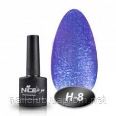 Хамелеон гель лак для ногтей Nice H-8