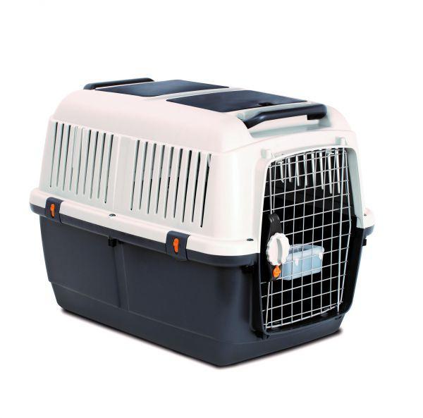 Переноска  BRACCO TRAVEL 4, IATA, для собак вагою до 25 кг, 70х50х51,5см