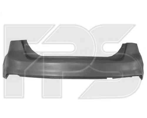 Бампер задний Ford Focus 11- sdn (седан) (FPS)