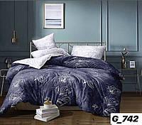 Полуторное постельное бельё комбинированное