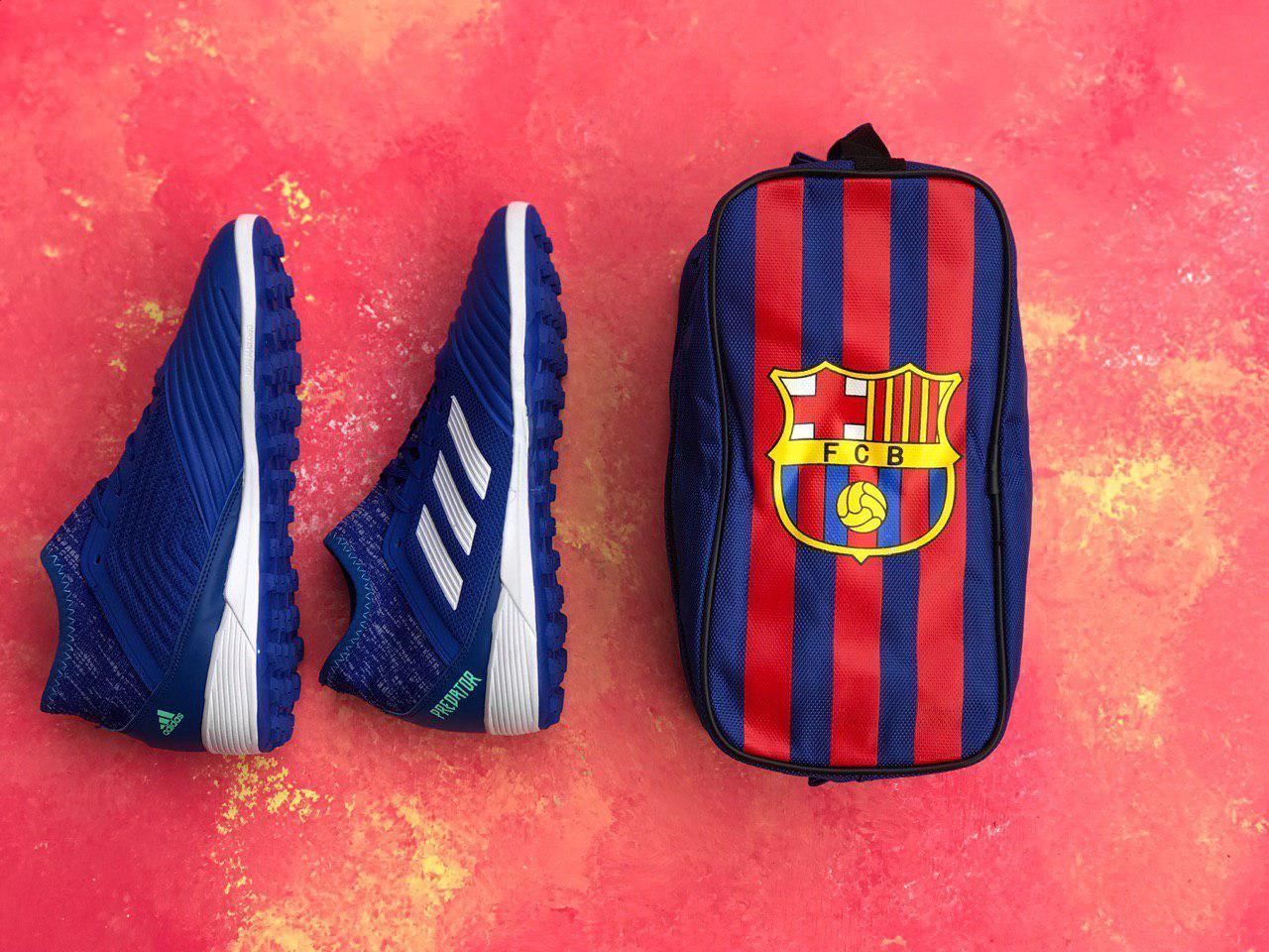 Сумка Спортивная для обуви FC Вarcelona.