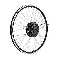 Заспицованное мотор-колесо MXUS MX01F 36В 500Вт  редукторное, переднее, фото 1