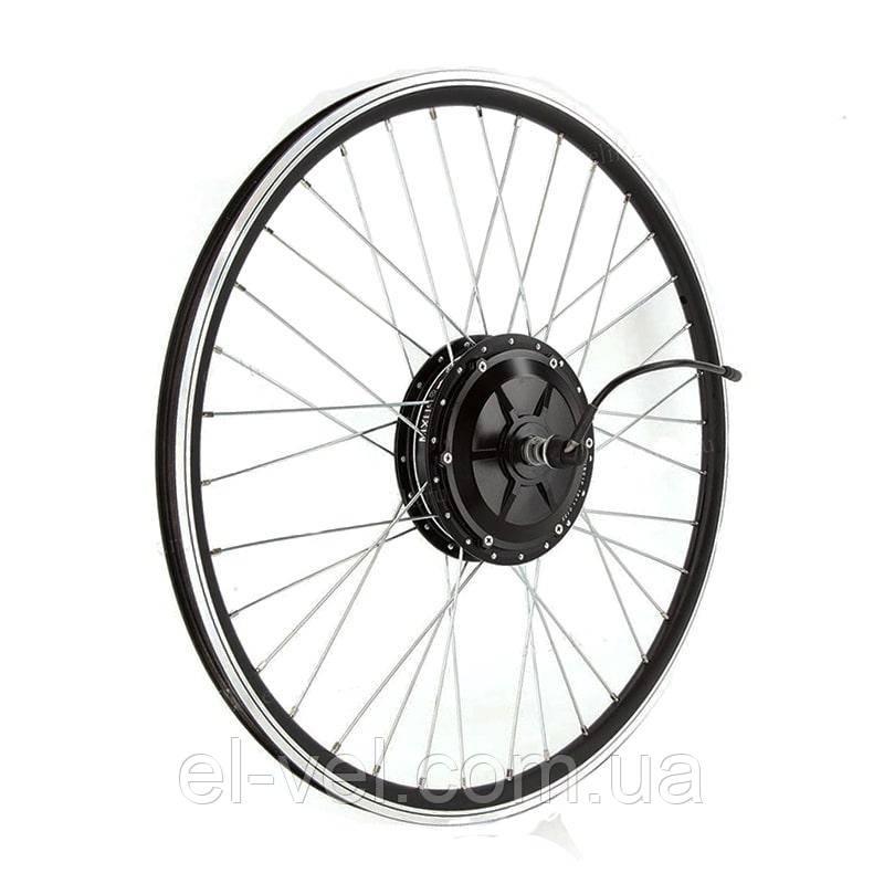 Заспицованое мотор-колесо MXUS MX01F 48В 500Вт  редукторное, переднее