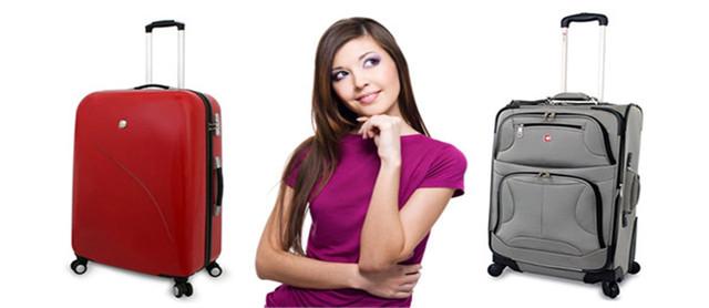 Как выбрать чемодан сумку?