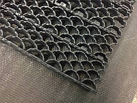 Модульна брудозахисна решітка 620х355  мм сірого кольору, фото 1