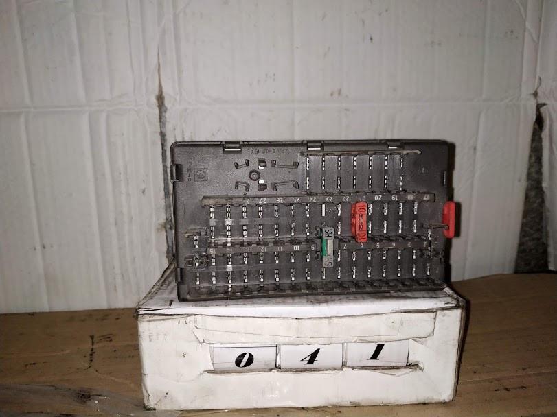 №41 Б/у блок предохранителей 9631527980 для Fiat Scudo 1995-2007