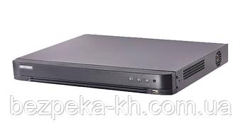 16-канальный Turbo HD видеорегистратор Hikvision DS-7216HQHI-K1(4 аудио)