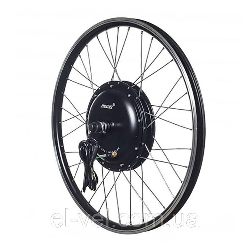 Заспицоване мотор-колесо MXUS XF39 48В 500Вт безредукторное, переднє