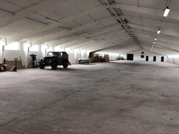 Оренда приміщення. Рогатин, 4000 кв.м. 450кВ підстанція. Можлива здача поквадр.