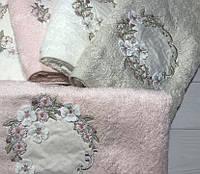 70х140см. Банные бамбуковые полотенца Pupilla Ayal Р110