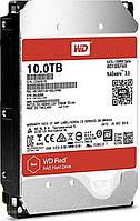 Накопитель HDD SATA 10.0TB WD Red NAS 5400rpm 256MB (WD100EFAX)