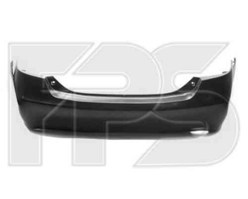 Бампер задний Toyota Camry XV40 (один выхлоп) (FPS)