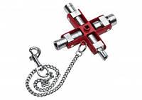 Ключ для распределительных шкафов SubMaster NWS 2005-6-SB (Германия)