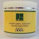 Питательный крем с маслом зародышей пшеницы и авокадо 250 мл. Dr.Kadir