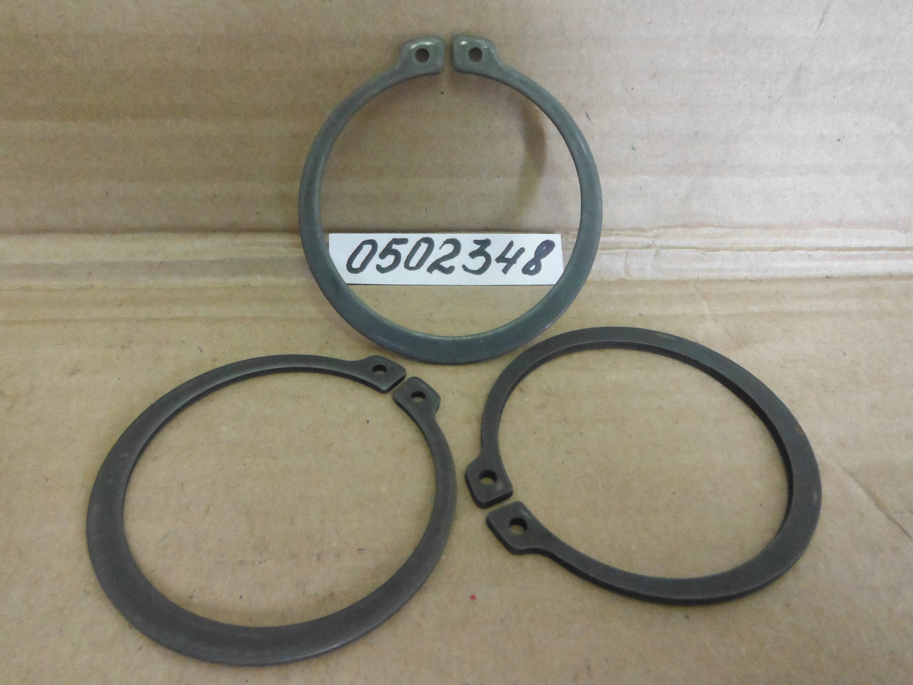 STILL 0502348 стопорное кольцо / стопорне кільце