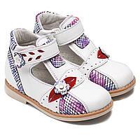 Туфли Ecoby для девочки, ортопедические, размер 20-30