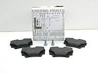 Тормозные колодки задние, Рено Триафик - RENAULT (Оригинал) - 7701054772