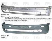 Бампер передний BMW 5 E39 с отверстиями под противотуманные фары (FPS)