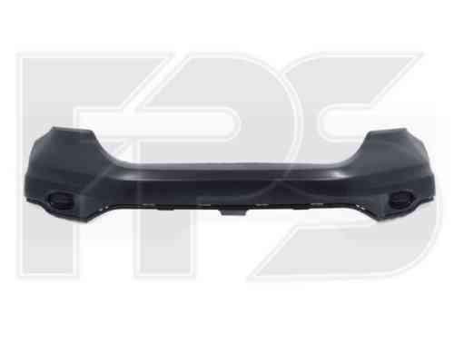 Бампер передний Honda CRV 06-12 верхняя часть (FPS)