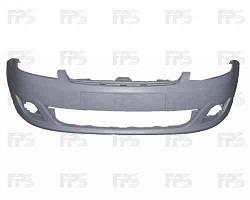 Бампер передний Ford Fiesta 02-08 (FPS)