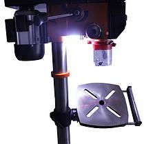 Напольный сверлильный станок с вариатором WorkMan DP15VL, фото 3