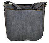Джинсова сумка ЕКЗОТ, фото 4