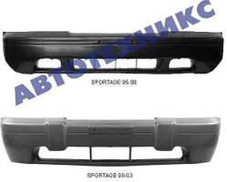 Бампер передний KIA Sportage -03 (FPS)
