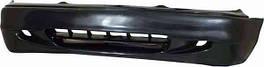 Бампер передний Hyundai Accent -99 черный (FPS)