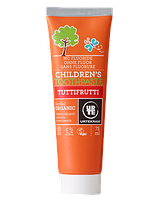 Органическая зубная паста Urtekram Tuttifrutti, 75 мл