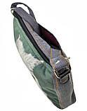Джинсова сумка ЕКЗОТ, фото 3