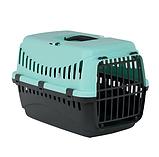 Переноска  GIPSY 1 small для собак та котів, пластикові дверцята, 44x28,5x29,5 см, фото 2