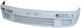 Бампер передний Mazda 323 -98 C +/- отверстиями под противотуманные фары (FPS)