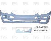 Бампер передний Mercedes 203 00-07 без отерстий омывателя (FPS)