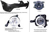 Бампер передний Mitsubishi L 200 05- +/- отверстиями под противотуманные фары, под рант (FPS)