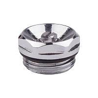 Кран Маевского 1/2 хром для алюминиевого и биметаллического радиатора