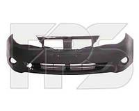 Бампер передний Subaru Imprezza 07-11 грунтованный с отверстием под противотуманные фары (пр-во FPS)