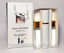 Женская парфюмированная вода Angel Schlesser Essential  3 по 15 мл (ангел шлессер эссеншл)  (реплика)