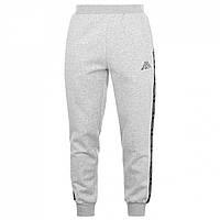 Спортивні штани Kappa Fleece Grey - Оригінал