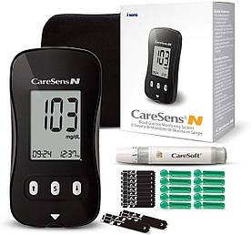 Глюкометр CareSens N, I-Sens + Тест-полоски 10 шт.