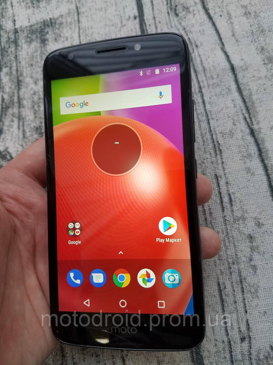 Смартфон Motorola Moto E4 XT1766 16 Gb