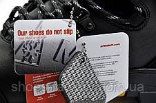 Термо Ботинки, мужские кожаные Shark Primaloft, фото 2