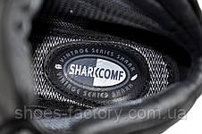 Термо Ботинки, мужские кожаные Shark Primaloft, фото 3