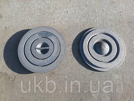 Комфорка-кольцо чугунное для плиты 200 мм, фото 2