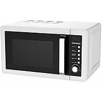Микроволновая печь 800 Вт, GRUNHELM 20UX45-LW (82604)
