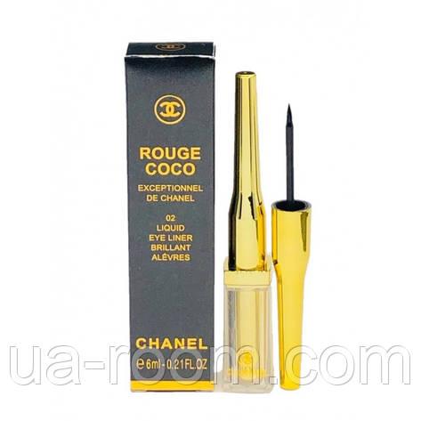 Жидкая подводка для глаз Chanel Rouge Coco Exceptionnel de Chanel 02, фото 2
