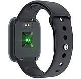 Smart Watch T80S, два браслета, температура тела, фото 3
